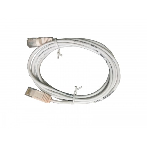 Patch Cord Cat6 UTP 28AWG Slim 3m
